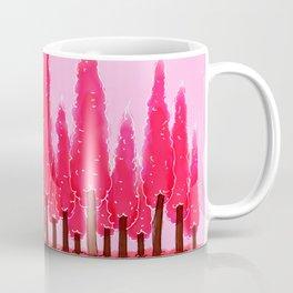 Pink Forest Coffee Mug