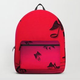 Dreaming in music Backpack