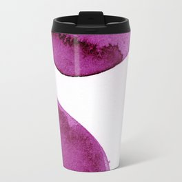 White Space Travel Mug