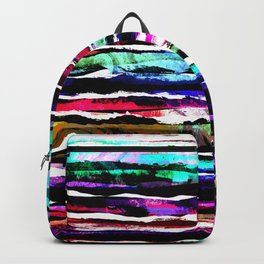bohemian happiness Backpack