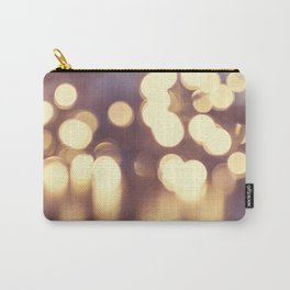 Bokeh lights Carry-All Pouch
