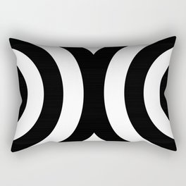 Twins Rectangular Pillow
