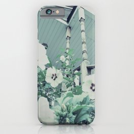 Rose of Sharon ~ flower photography iPhone Case