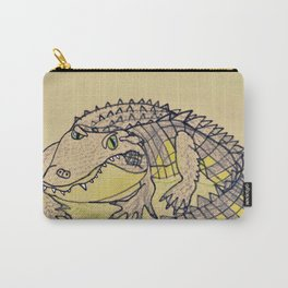 Grumpy Gator Carry-All Pouch