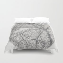 Glimpse of Nature Duvet Cover