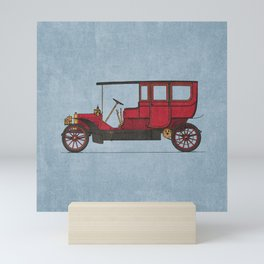 AUTOMOBILE / Vintage Car 001 Mini Art Print