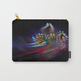 Walking the Roads Alone Carry-All Pouch