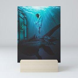 Nightmares Mini Art Print