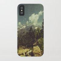 italian iPhone & iPod Cases featuring Italian Mountains by Dirk Wuestenhagen Imagery