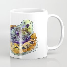 Otter Pie Coffee Mug
