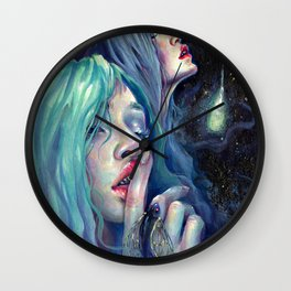 LURE Wall Clock