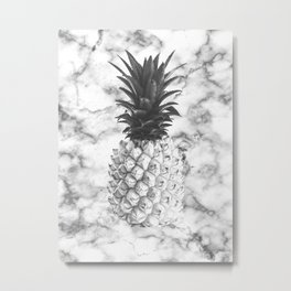 marble fruit Metal Print