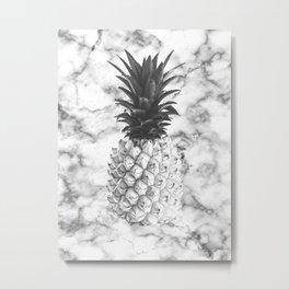 marble fruit Metal Print