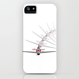 Old Fighter Plane iPhone Case