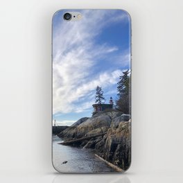 east beach iPhone Skin