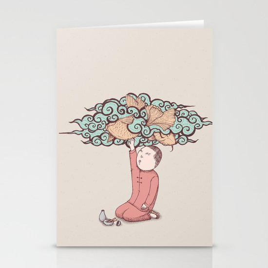 Imaginary Stationery Cards