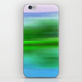 EARTH POEM iPhone Skin