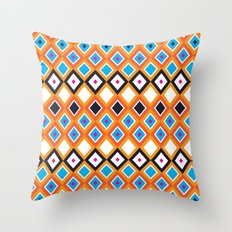 mexiculture Throw Pillow