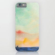 Watercolor 3 iPhone 6 Slim Case