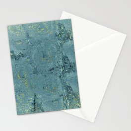 Sunset on Uranus Stationery Cards