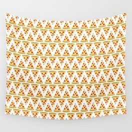 Pizza Pattern Wall Tapestry