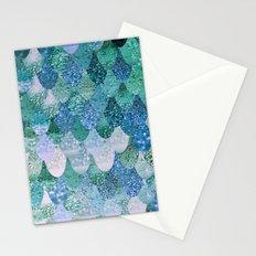 REALLY MERMAID OCEAN LOVE Stationery Cards