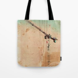 The Crane Tote Bag