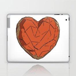 Heart.Love symbol Laptop & iPad Skin