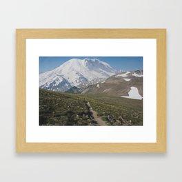 Drawn Framed Art Print