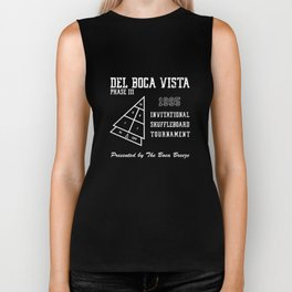 Del Boca Vista Shuffleboard Tournament Biker Tank