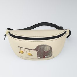 Elephant Swing Fanny Pack