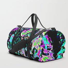 colors like leaves Duffle Bag