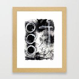 Bold & Graphic No.1 Framed Art Print