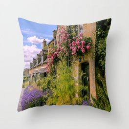 Cotswold Colours Throw Pillow