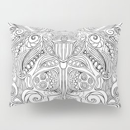 Subconscious Garden Pillow Sham