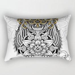 The Secret Keeper Rectangular Pillow