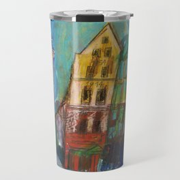 Cologne Old Market Travel Mug
