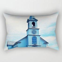 St. Georges de Malbaie Church Rectangular Pillow