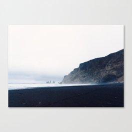 Vik Black Sand Beach, Iceland Canvas Print
