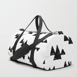 Nordic trees Duffle Bag