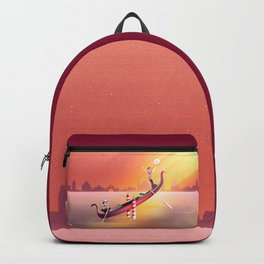 Venice Seesaw Backpack