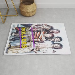 Bay City Rollers Rug