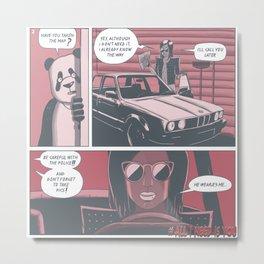 ALL I NEED IS YOU #2 Metal Print
