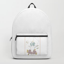 Libra Zodiac Series Backpack