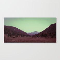Buffalo Creek Canvas Print