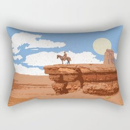 OUT WEST Rectangular Pillow