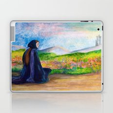 Waiting on the West Highland Way Laptop & iPad Skin