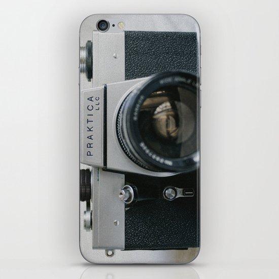 Praktika 35mm Vintage Camera iPhone & iPod Skin