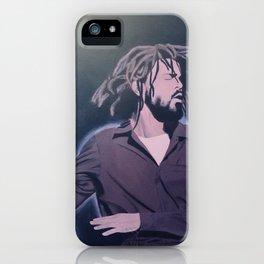J. Cole iPhone Case