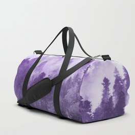 Ultra Violet Adventure Forest Duffle Bag